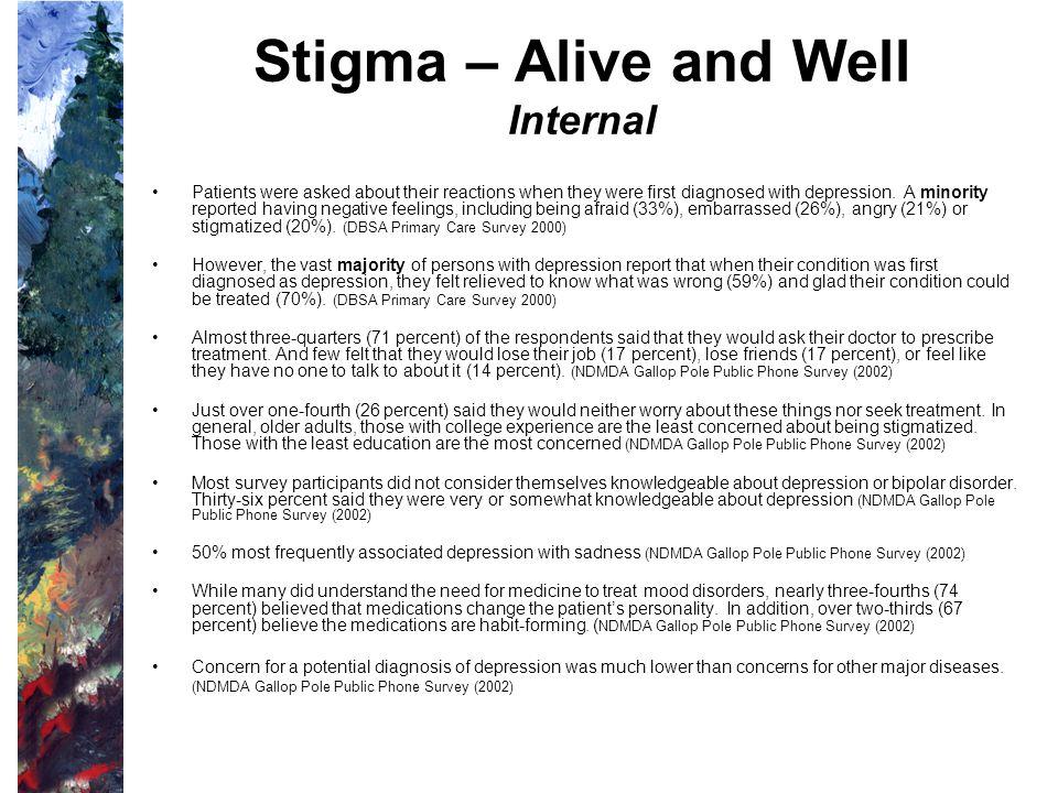 Stigma – Alive and Well Internal
