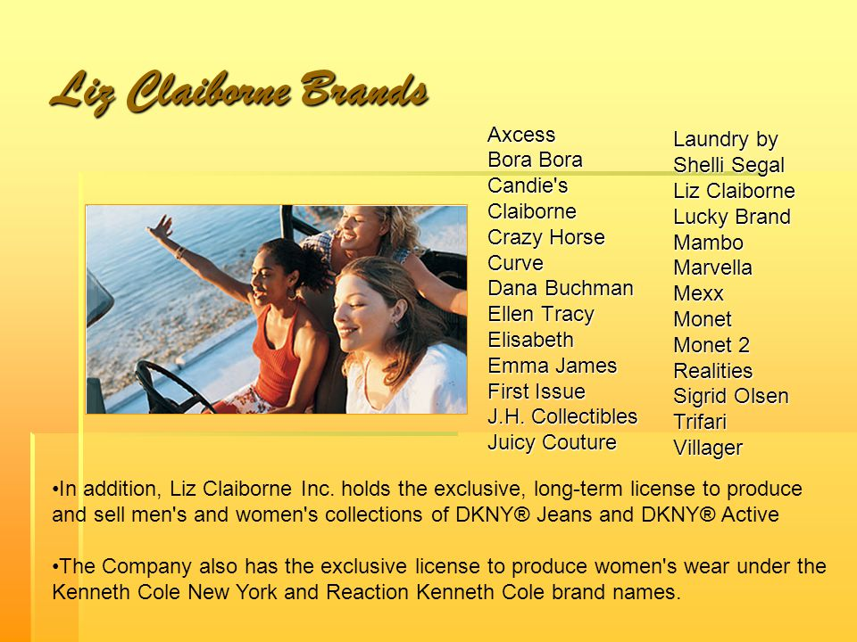 Liz Claiborne Brands Axcess Bora Bora Candie s Claiborne Crazy Horse