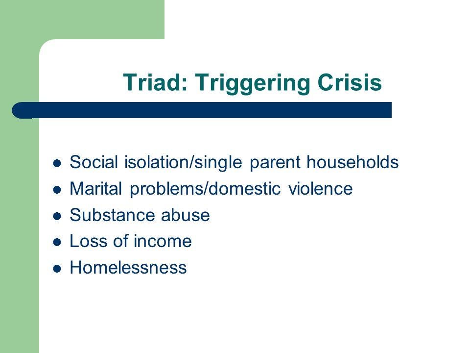 Triad: Triggering Crisis