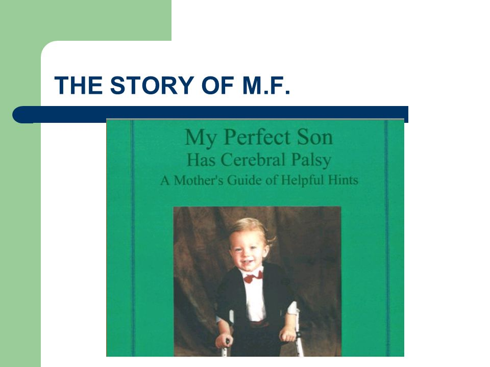 THE STORY OF M.F.