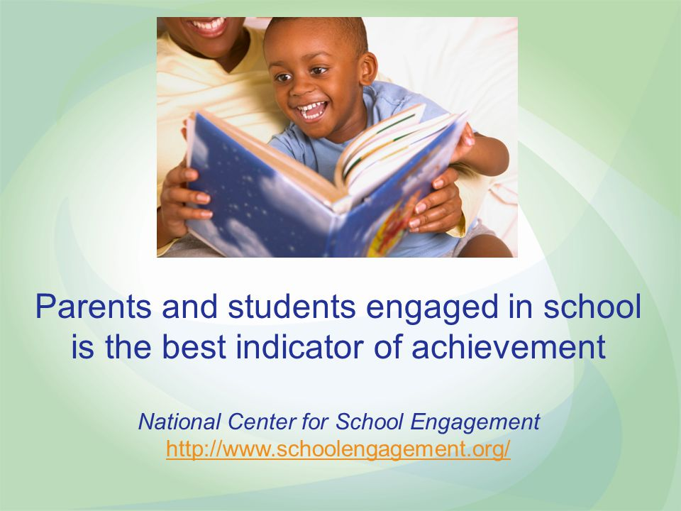 National Center for School Engagement
