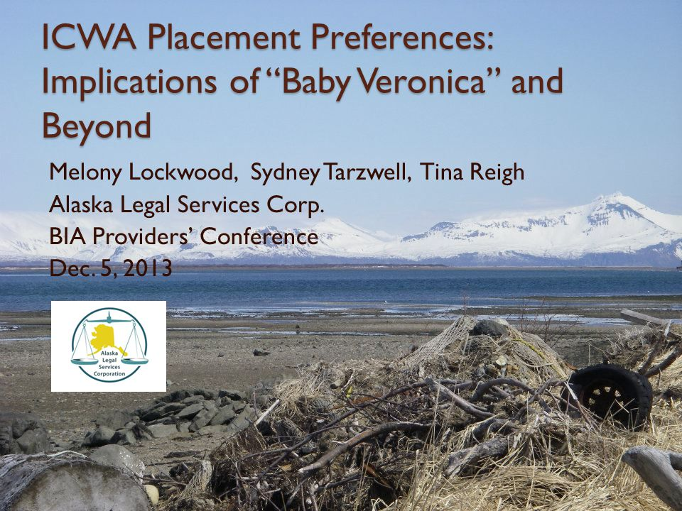 ICWA Placement Preferences: Implications of Baby Veronica and Beyond