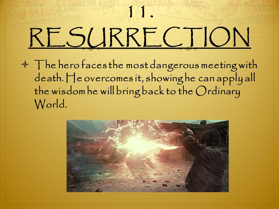 11. RESURRECTION