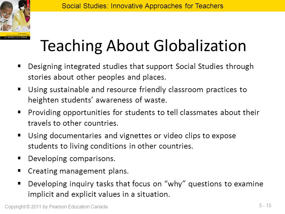 Teaching About Globalization