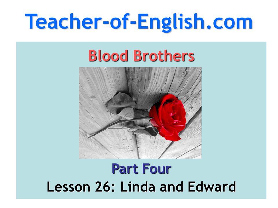 Lesson 26: Linda and Edward