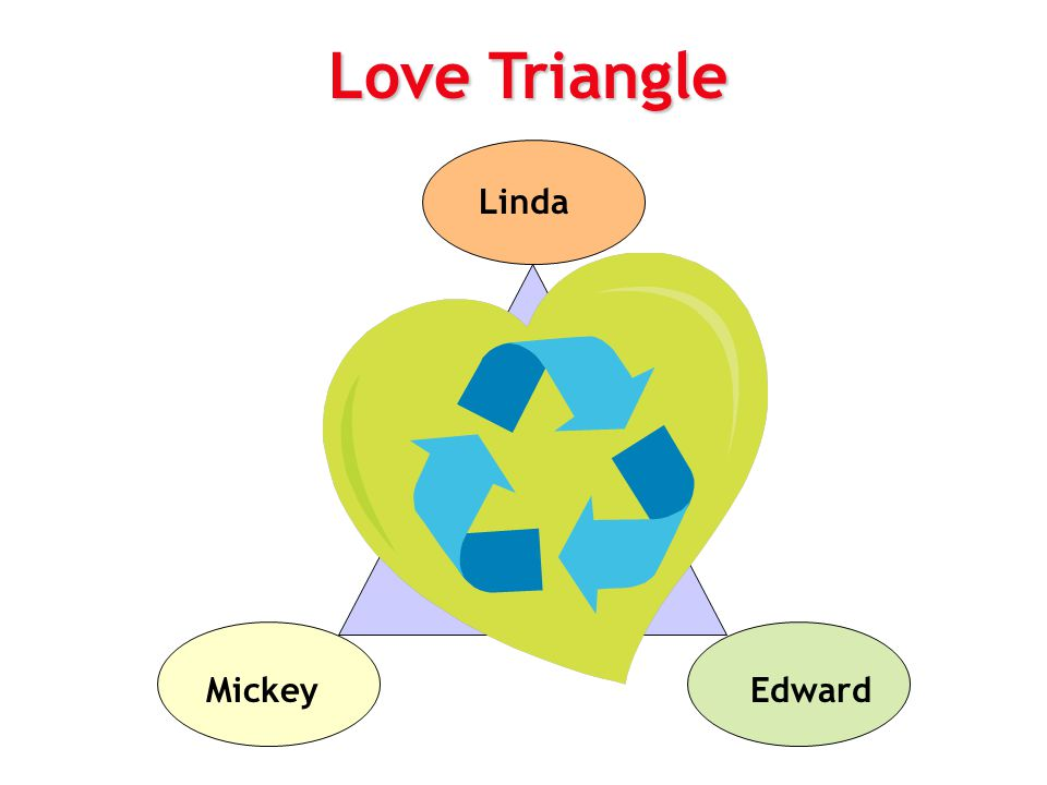 Love Triangle Linda Mickey Edward