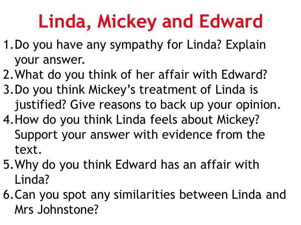 Linda, Mickey and Edward