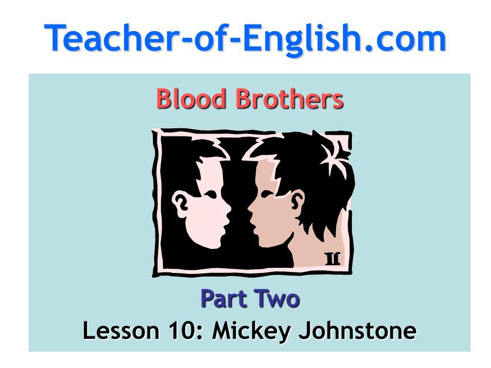 Lesson 10: Mickey Johnstone