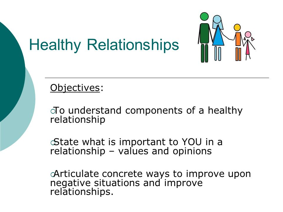 Healthy Relationships Ppt Video Online Download
