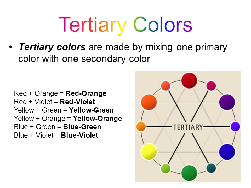 Color Theory An Introduction To The Color Ppt Download