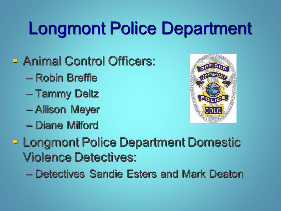 Longmont Police Department