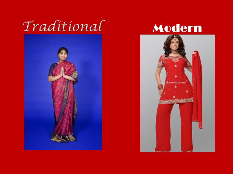 Traditional Modern