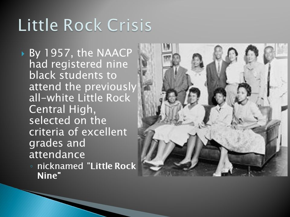 Little Rock Crisis