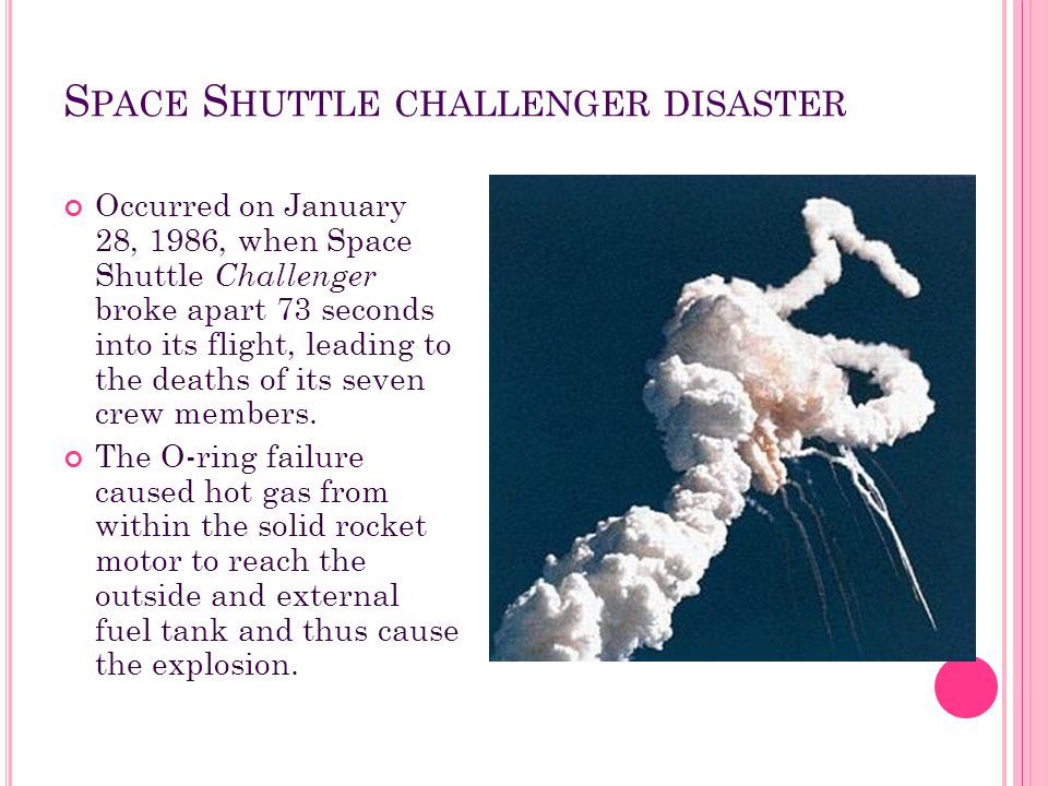 space shuttle challenger project management - photo #37