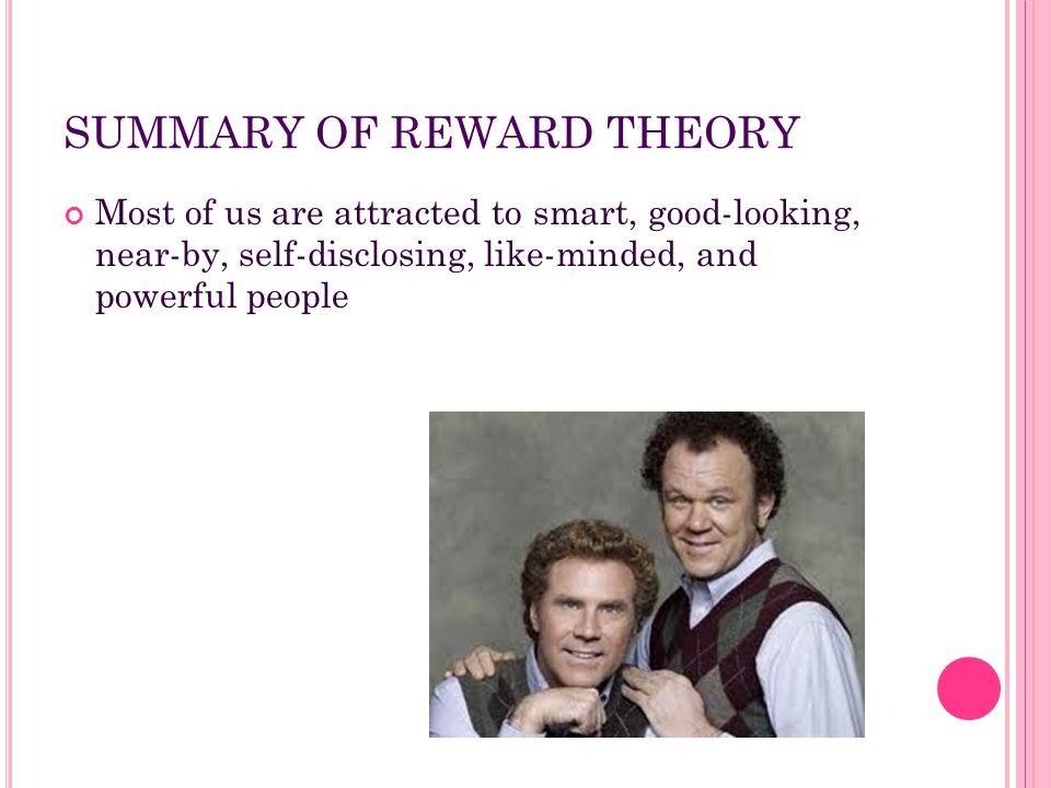 SUMMARY OF REWARD THEORY