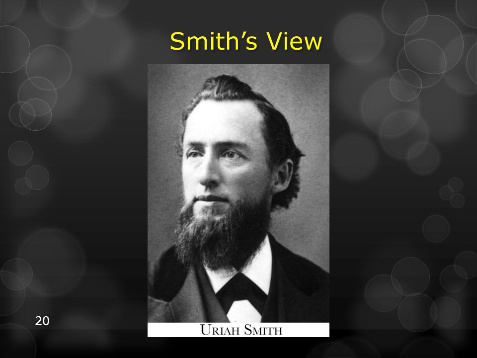 Smith's View