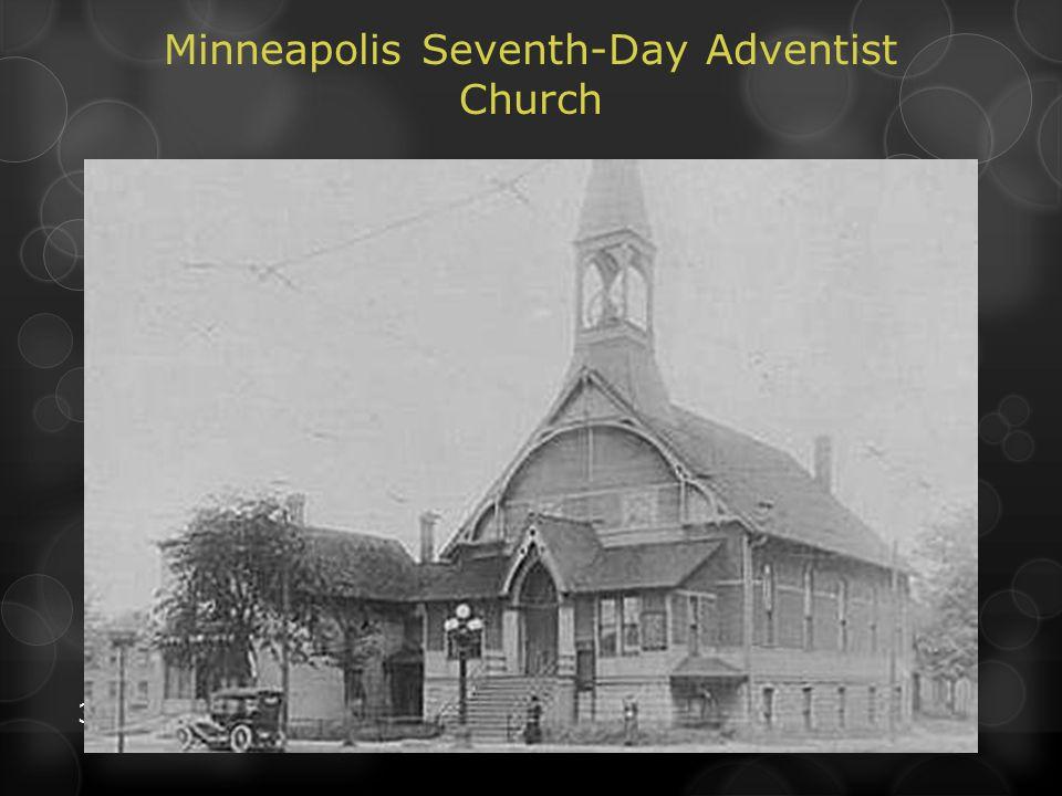 Minneapolis Seventh-Day Adventist Church