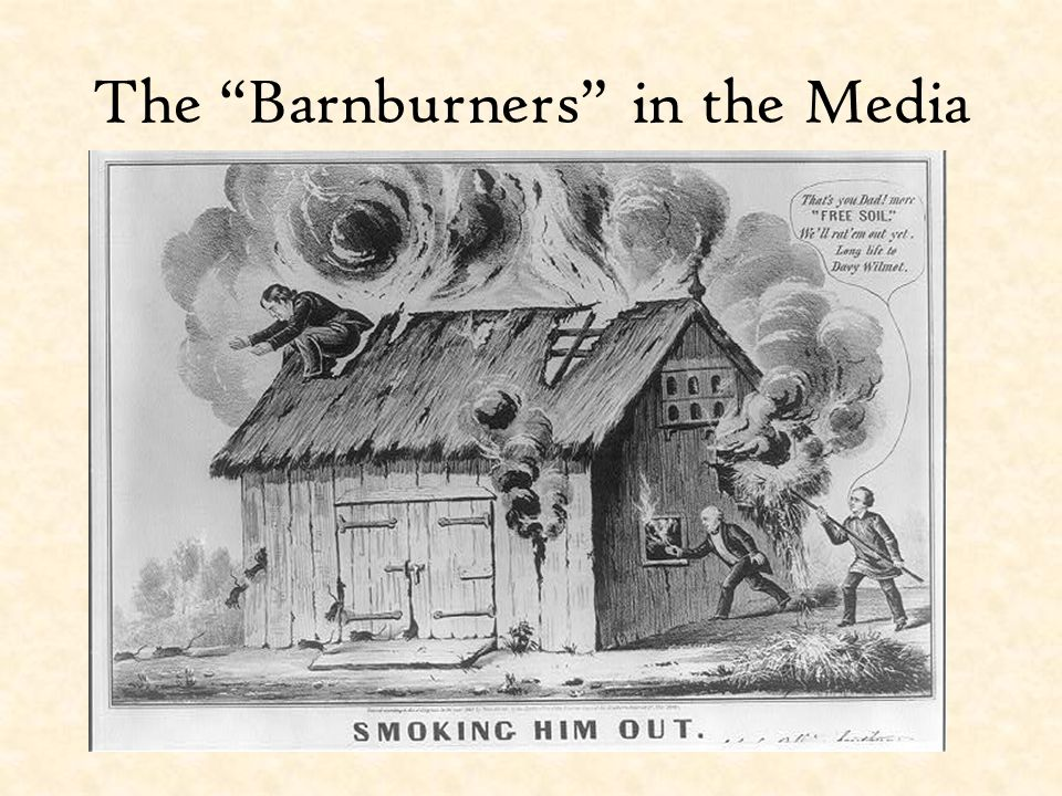The Barnburners in the Media