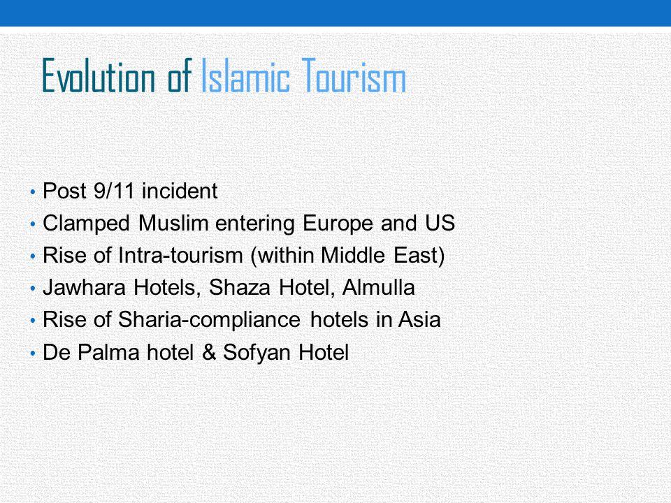 Evolution of Islamic Tourism