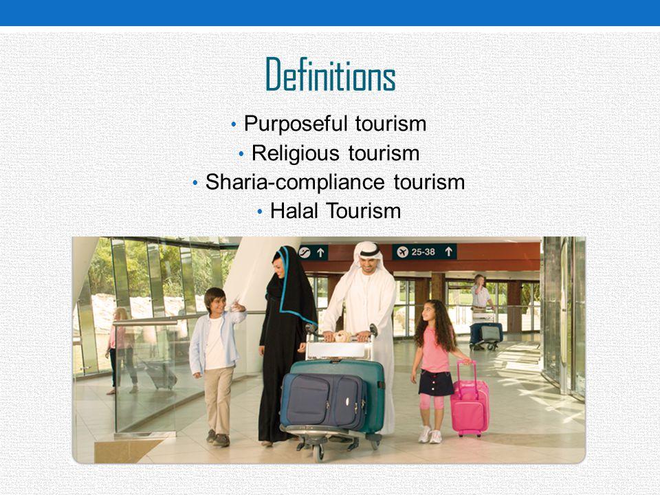 Sharia-compliance tourism
