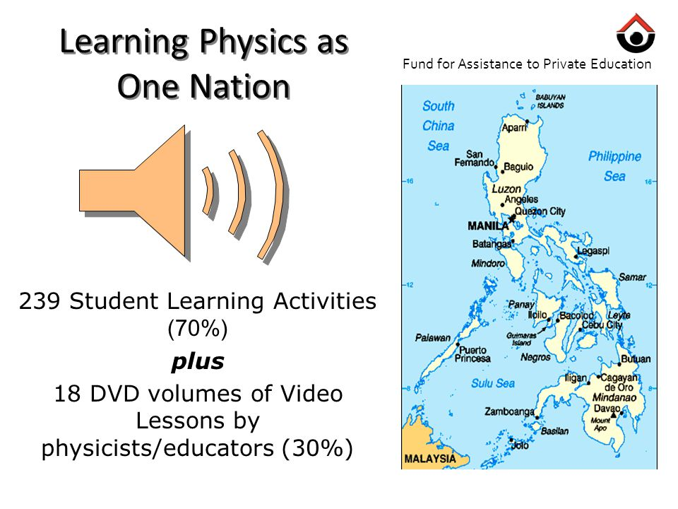 Learning Physics as One Nation