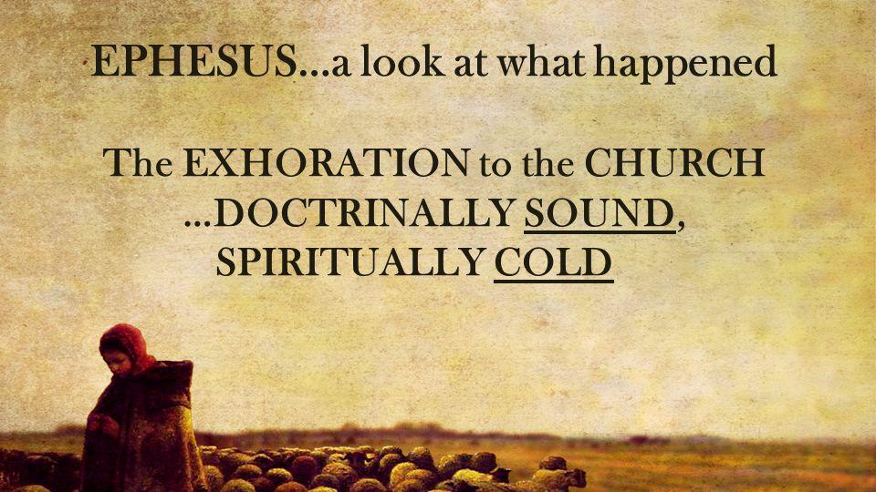 EPHESUS…a look at what happened