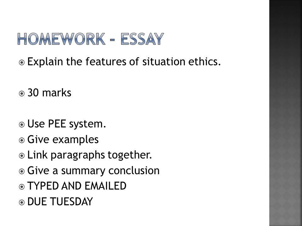 Www Oppapers Com Essays Situation Ethics Essay Intro Ethical And Ethical Ethics Of Ethics Essay   Introduction The Field Of Science Essay Ideas also Thesis Statement Descriptive Essay Situation Ethics Essay Intro  Coursework Example  Einsteinisdeadcom English Essays Samples