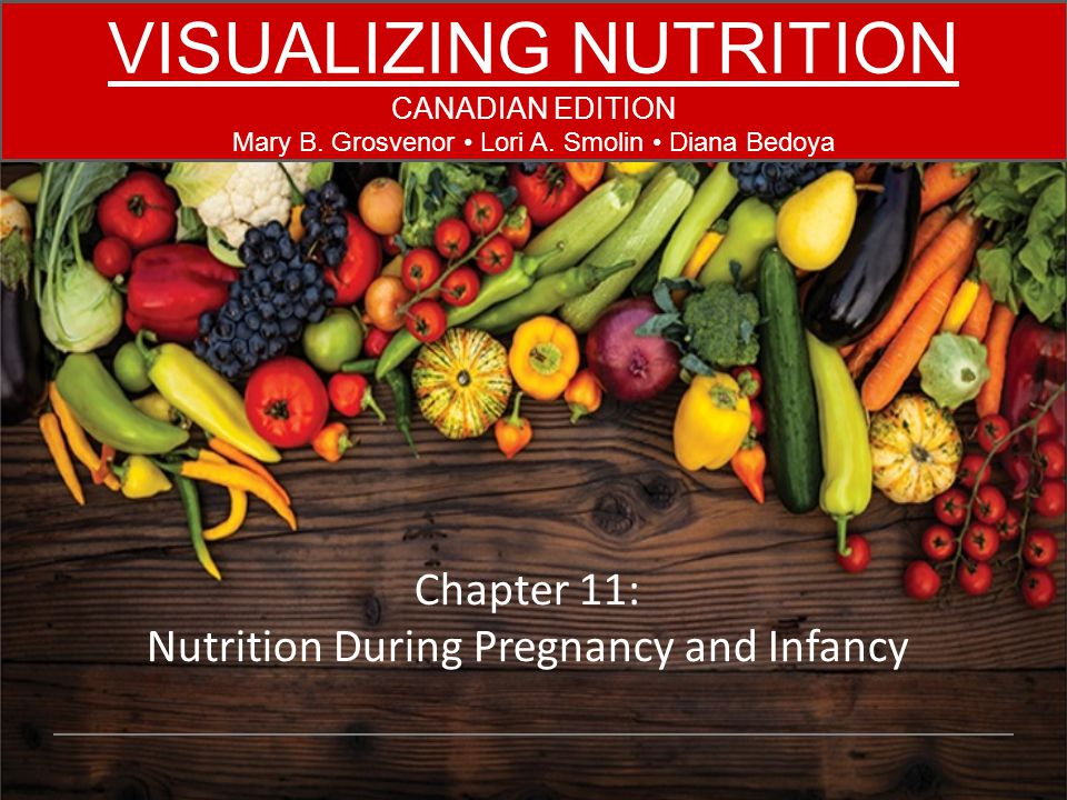 Nutrition During Pregnancy and Infancy