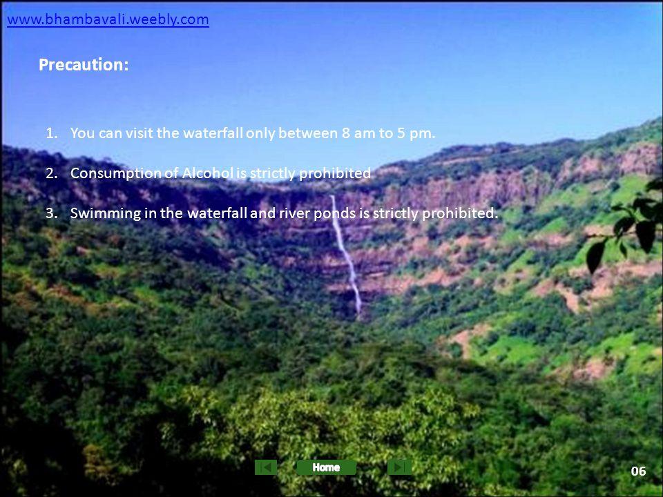 Precaution: www.bhambavali.weebly.com