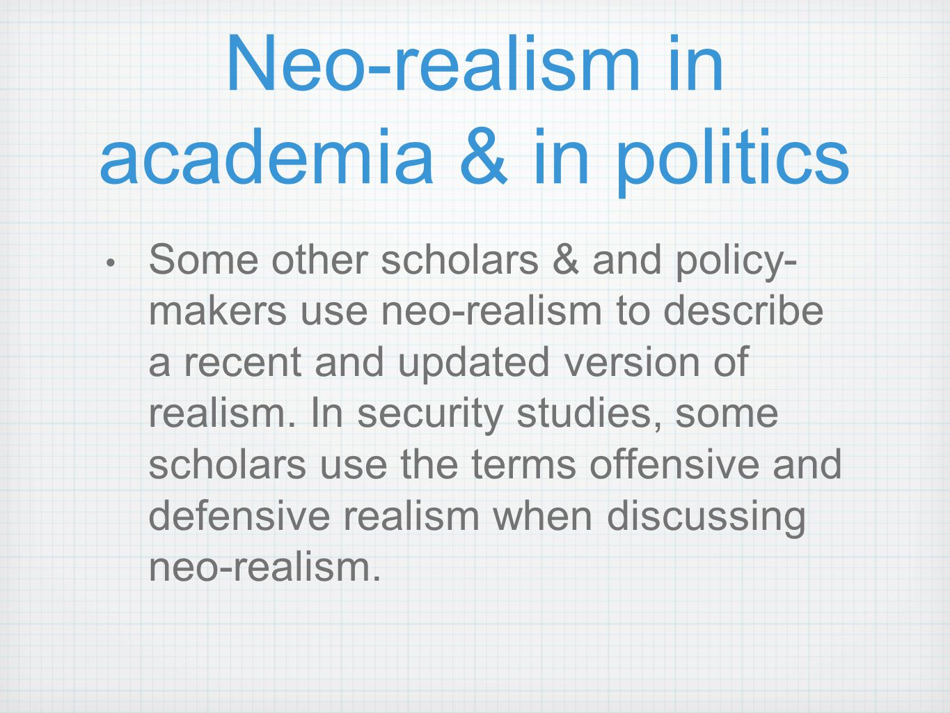 Scandals whether in politics academia or other