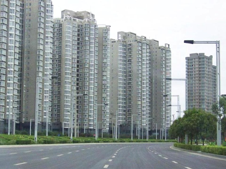 Angola – Chinese built housing ghost towns
