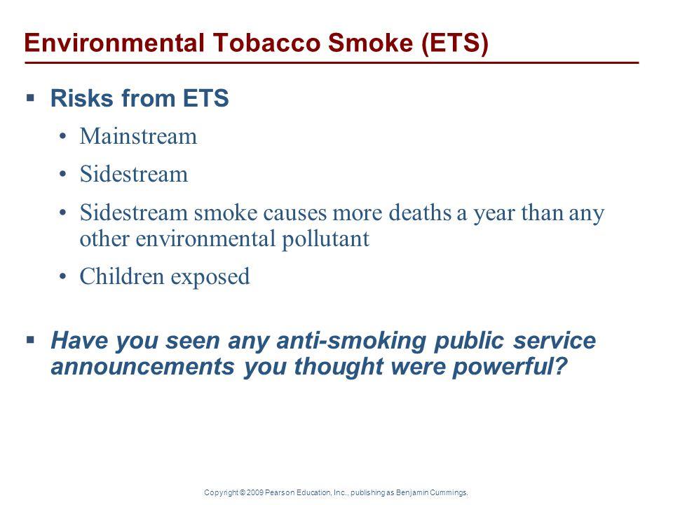 Environmental Tobacco Smoke (ETS)