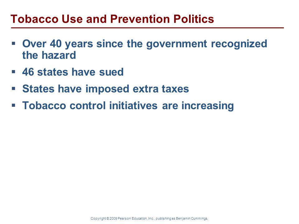 Tobacco Use and Prevention Politics