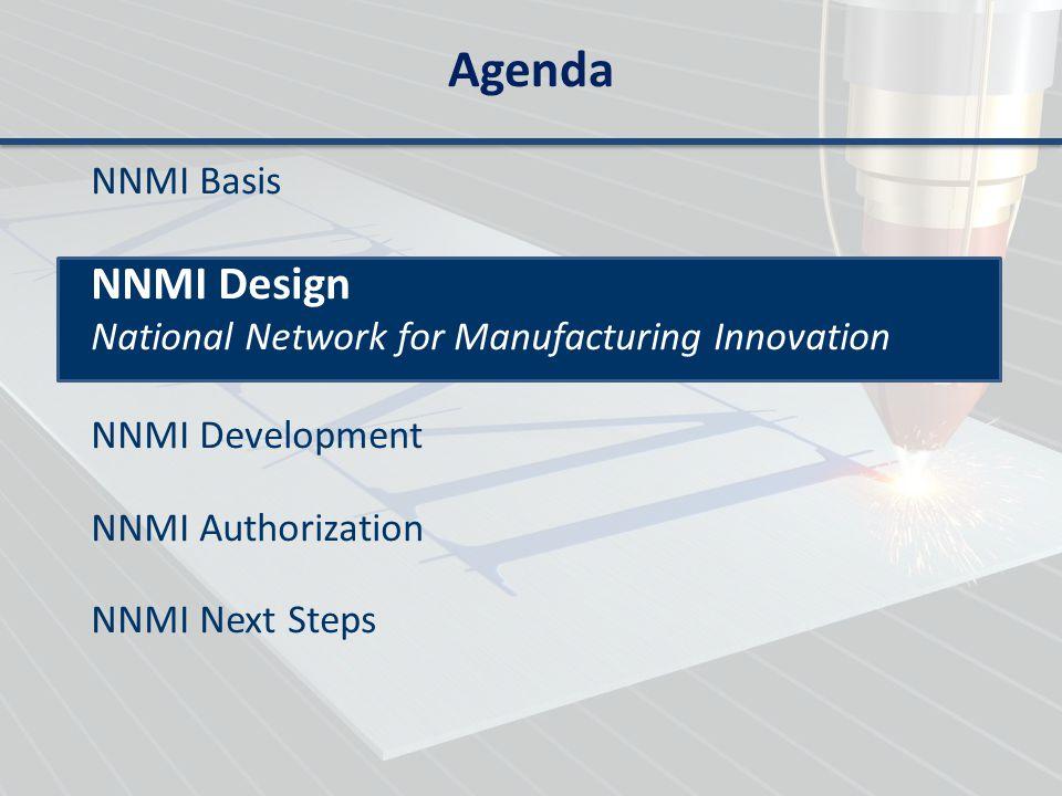 Agenda NNMI Design NNMI Basis