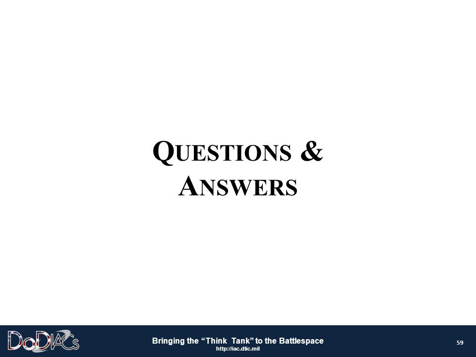 Questions & Answers 59