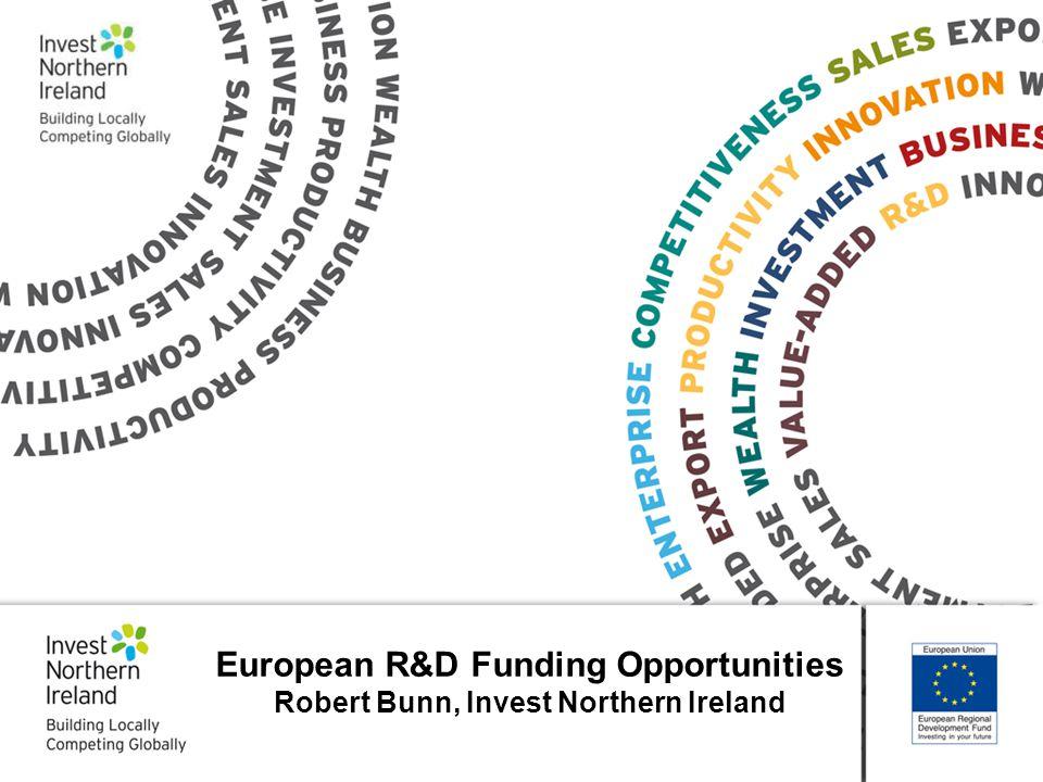 European R&D Funding Opportunities