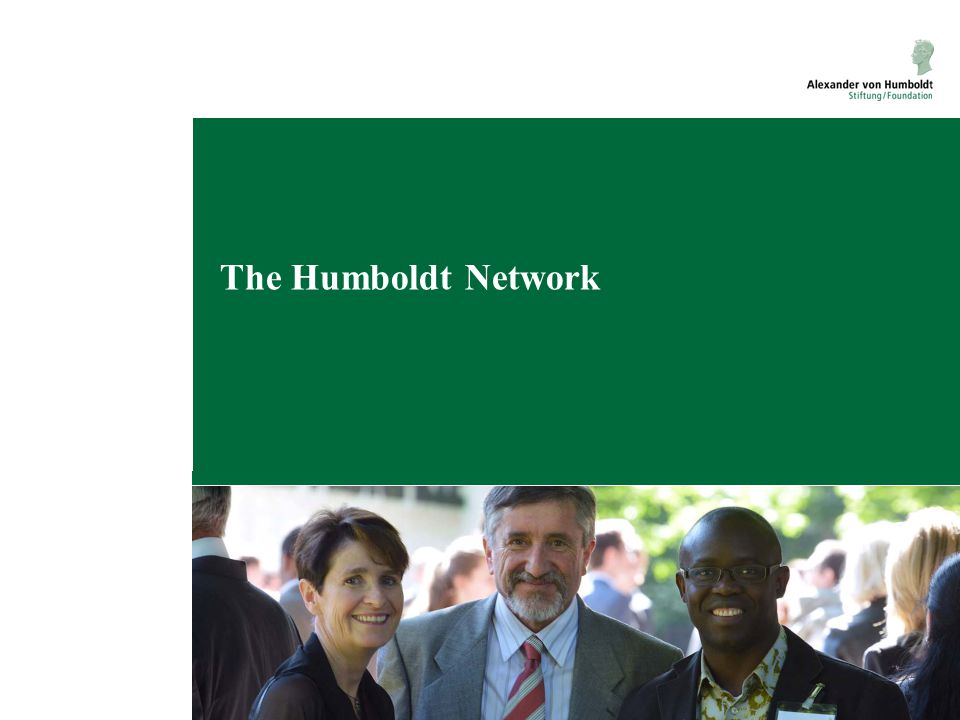 The Humboldt Network
