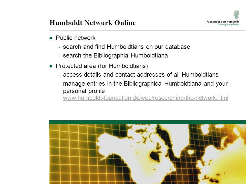 Humboldt Network Online