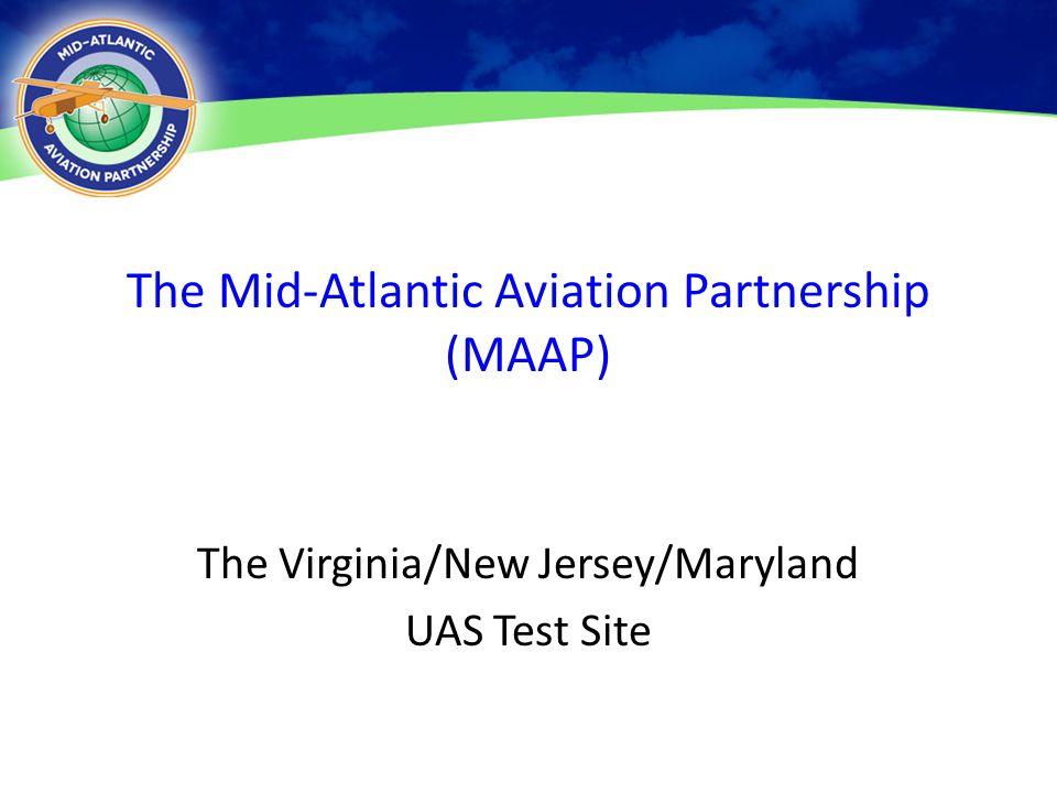 The Mid-Atlantic Aviation Partnership (MAAP)