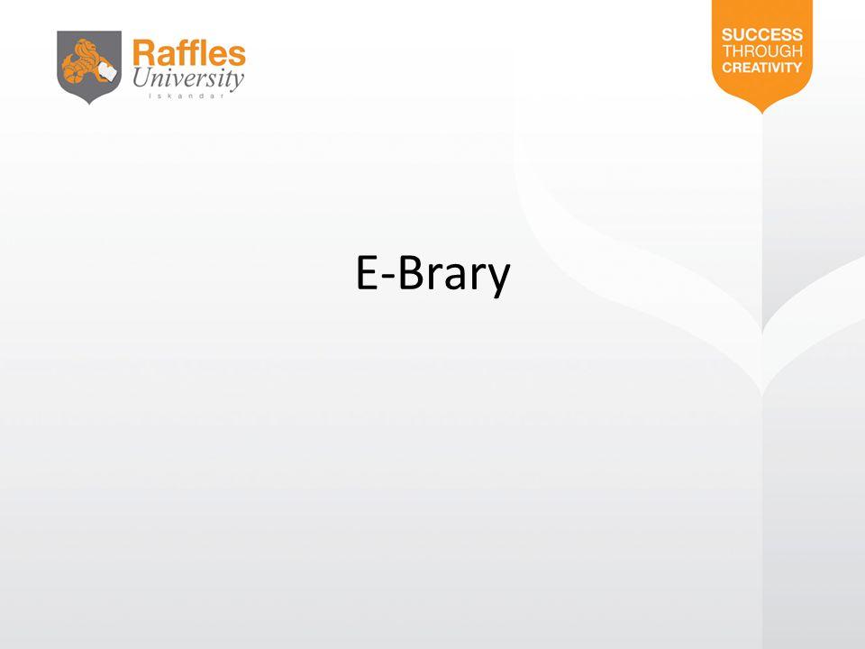 E-Brary