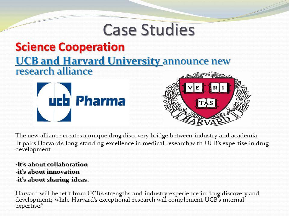 Case Studies Science Cooperation