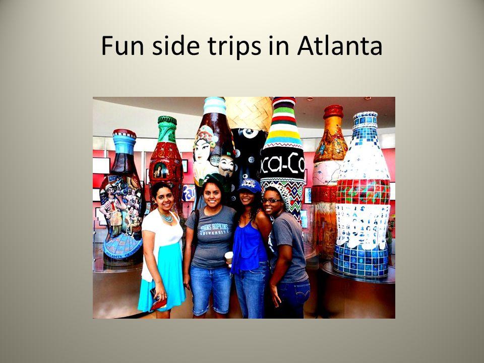 Fun side trips in Atlanta