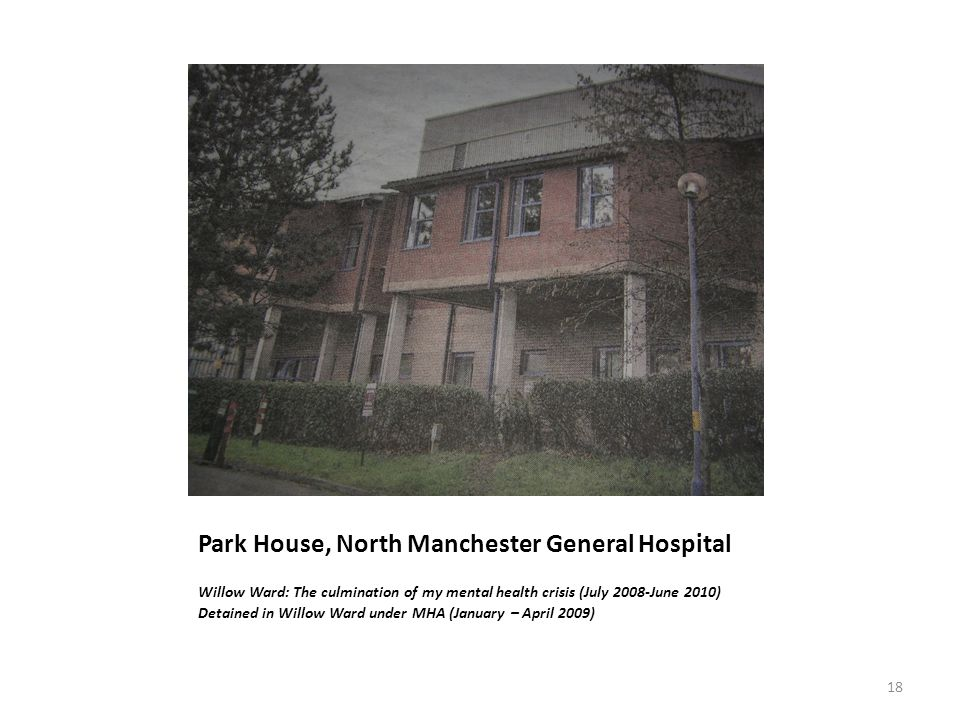 Park House, North Manchester General Hospital