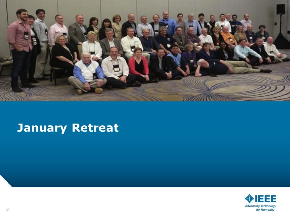 January Retreat