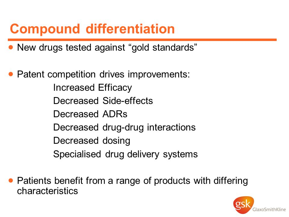 Compound differentiation