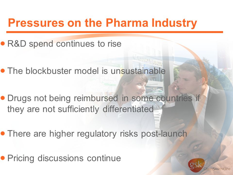 Pressures on the Pharma Industry