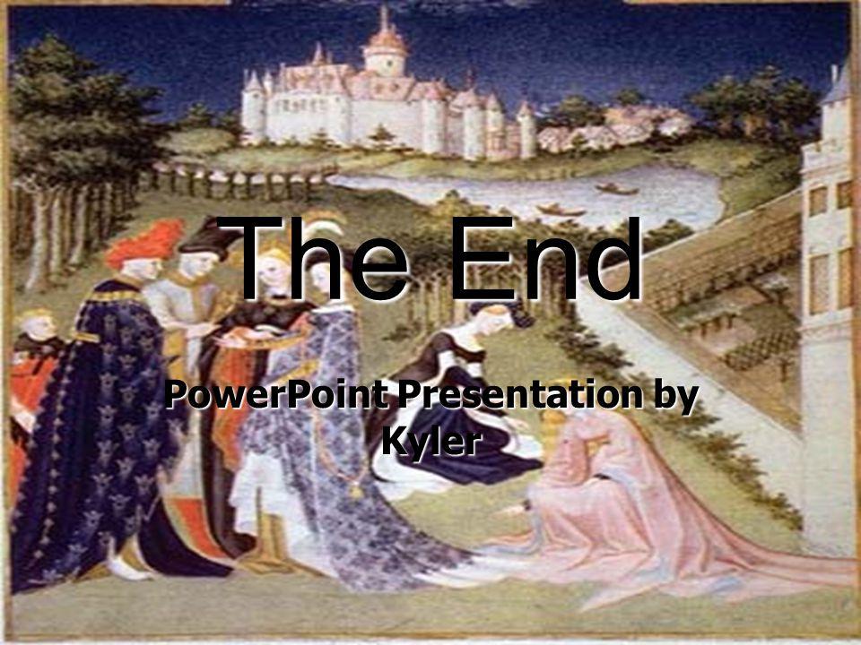 PowerPoint Presentation by Kyler