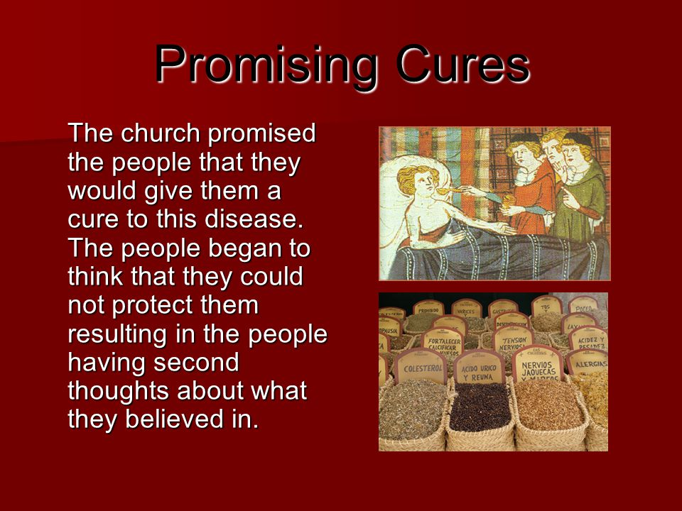 Promising Cures