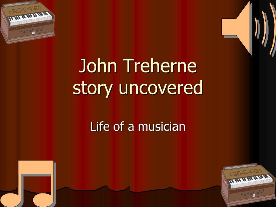 John Treherne story uncovered