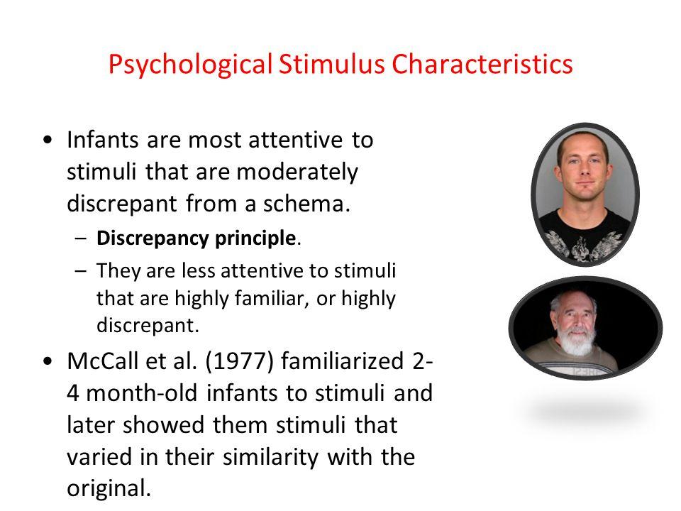 Psychological Stimulus Characteristics